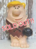 ct-160409-42 Barney Rubble / 70's Coin Bank