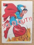 ct-160512-01 Superman / 80's Greeting Card