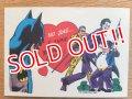 ct-160512-01 Batman & Villains / 80's Greeting Card