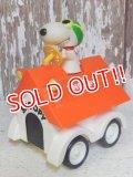 ct-160601-19 Snoopy / AVIVA 70's Flying Ace Doghouse