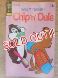 ct-160608-04 Chip 'n' Dale / 70's Comic