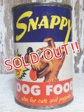 dp-160501-23 Snappy / 60's Dog Food Can