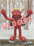 ct-160201-14 Red Devil / RUSS mini Bendable Figure