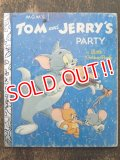 bk-160615-02 Tom and Jerry / 50's Little Golden Book