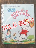 bk-160608-13 Casper / 90's Little Golden Book