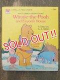 bk-160615-12 Winnie the Pooh / Whitman 60's Book