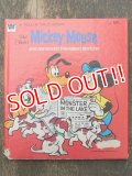 bk-160615-15 Mickey Mouse / Whitman 60's Book