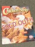 "ad-151103-01 Dairy Queen / 2000's Store Use Poster ""Chicken Strip Basket"""