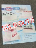 "ad-151103-01 Dairy Queen / 2000's Store Use Poster ""BLIZZARD Cakes"""