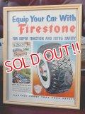 ad-160615-02 Firestone / Vintage AD