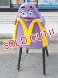 dp-160805-03 McDonald's / Grimace Kid's Chair