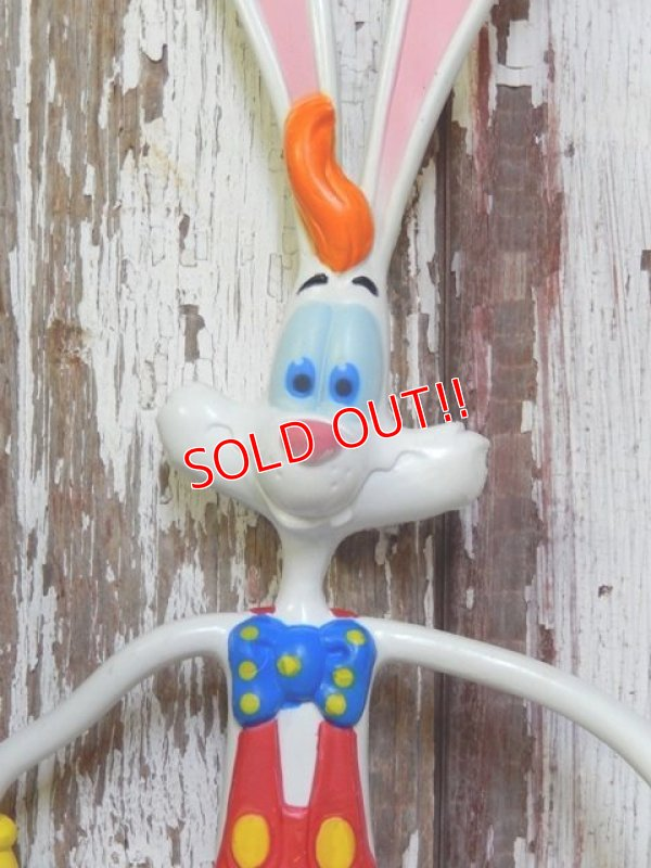画像2: ct-160823-01 Roger Rabbit / 80's Big Bendable Figure