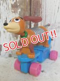 """ct-160913-01 TOY STORY / McDonald's 1999 Meal Toy """"Slinky Dog"""""""