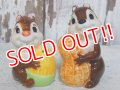 ct-160901-26 Chip 'n' Dale / Ceramic Salt & Pepper