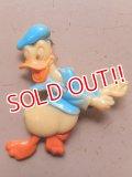ct-160901-16 Donald Duck / 70's Plastic Pinback