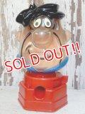 ct-160901-31 Fred Flintstone / Hasbro 60's Gumball Machine