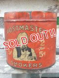 dp-161015-06 POSTMASTER SMOKERS / 40's Tin Can