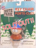 "ct-161001-07 South Park / 90's Stanley ""Stan"" Marsh PVC Keychain"