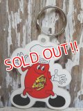 ct-161120-12 Jelly Belly / Rubber Key Ring