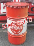 dp-161212-02 Kendall / Vintage oil can