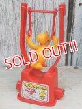ct-161218-10 Woodstock / AVIVA 70's Flying Trapeze Toy