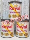dp-161218-28 ROYAL / Vintage Walnuts Can