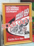 dp-161218-02 HELL'S ANGELS '69 Poster