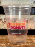dp-170111-06 DUNKIN' DONUTS / Plastic Cup (S)