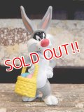"ct-170301-15 Sylvester / 90's PVC ""Easter Bunny"""