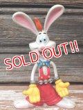 ct-150609-18 Roger Rabbit / 80's Bendable Figure