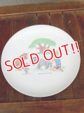 ct-170511-08 Winnie the Pooh / 1970's Plastic Plate