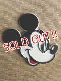 ct-170511-37 Mickey Mouse / 1980's-1990's Face Magnet
