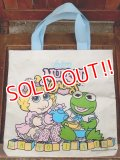 ct-170511-26 Muppet Babies / 1986 Canvas Tote Bag