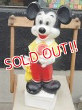 ct-170511-16 Mickey Mouse / Transogram 1968-1971 Coin Bank