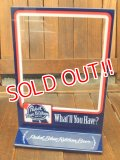 dp-170605-06 Pabst Blue Ribbon / Table Menu Stand