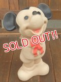 ct-170701-02 Mickey Mouse / DELL 1960's Rubber Doll