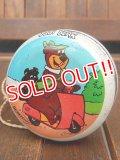 ct-170701-34 Yogi Bear / 1970's Yo-Yo