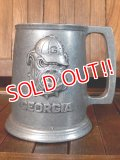 dp-170803-14 Georgia Bulldogs / Vintage Beer Mug