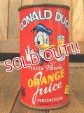 ct-170901-01 Donald Duck / 1942 Orange Juice Can