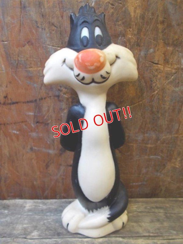 画像1: ct-130205-22 Sylvester / R.DAKIN 70's Soft vinyl figure