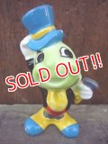 ct-120222-15 Jiminy Cricket / 70's ceramic figure