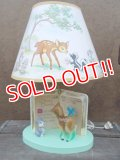 ct-121107-01 Bambi & Thumper / Dolly Toy 80's Nursery light