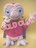 ct-111026-71 E.T. / 2002 Plush toy (Hood)