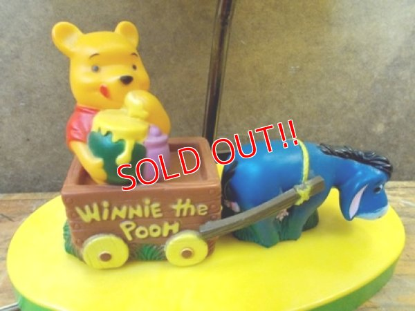 画像3: ct-121120-04 Winnie the Pooh / Dolly Toy 70's Nursery Light
