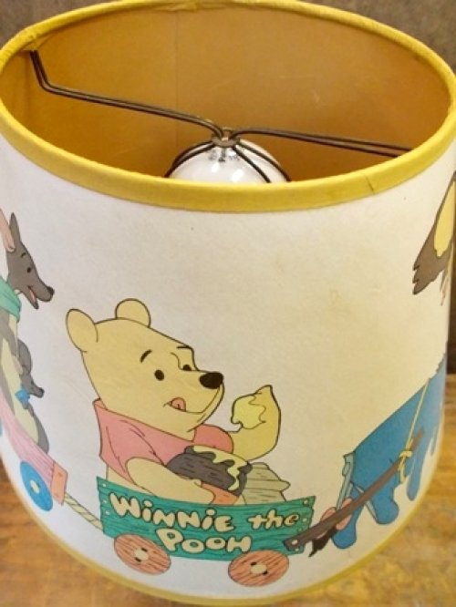 他の写真3: ct-121120-04 Winnie the Pooh / Dolly Toy 70's Nursery Light