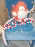 ct-120530-15 Captain EO / 1986 Fuzzball Plush doll