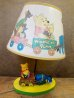 画像1: ct-121120-04 Winnie the Pooh / Dolly Toy 70's Nursery Light (1)