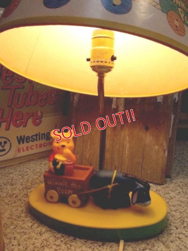 画像2: ct-121120-04 Winnie the Pooh / Dolly Toy 70's Nursery Light