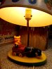 画像2: ct-121120-04 Winnie the Pooh / Dolly Toy 70's Nursery Light (2)