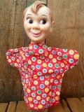 ct-120804-07 Peter Pan / Gund 50's Hand Puppet